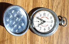 Russische Uhren Taschenuhr Molnia Molnija CCCP USSR UDSSR  pocket watch Soviet