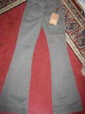 "NWT Women's TRUE RELIGION ""Megan"" Trouser Camo Green Flare Pants...size 24"