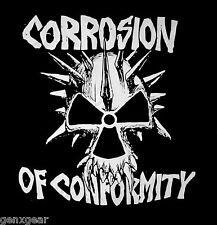 CORROSION OF CONFORMITY cd cvr EYE FOR AN EYE Official SHIRT XL new C.O.C.