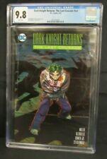 Dark Knight Returns: Last Crusade #nn (2016) John Romita Jr Joker Cgc 9.8 F592