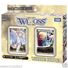 TAKARA TOMY WIXOSS WXD-01 DECK WHITE HOPE 48 TCG CARDS WX80879