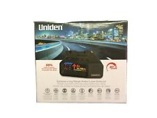 Uniden R7 Extreme Long Range Radar/Laser Detector with Gps & K/Ka Filter