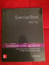 BASICS and ACHIEVE: HiSET Exercise Book - Science by Contemporary (2014, Paperb…