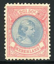 NETHERLANDS SCOTT# 53 NVPH# 47 MINT HINGED AS SHOWN MHZ