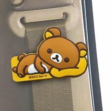 """San-X Rilakkuma """"Seat belt Tension Adjuster / Seat Belt Stopper (503963)"""
