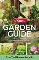 YATES GARDEN GUIDE 2015 Paperback Fully Revised & Updated Brand new 44th Edition