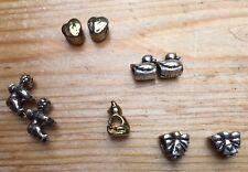 Ton Argent Métal Bracelet Breloque Style Perles/Fabrication de Bijoux/Artisanat/certains 925