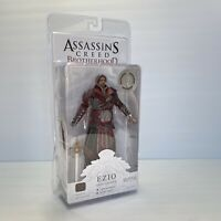 Assassin's Creed Brotherhood Unhooded Ezio Ebony figure Neca Toys R Us Exclusive
