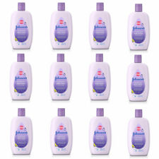 Pack of (12) New Johnson's Baby Bedtime Lotion - Lavender & Chamomile - 9 oz