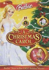 Barbie in a Christmas Carol -  EACH DVD $2 BUY AT LEAST 4
