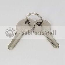 1 pair 455 Key Made to fit Various Skyjack Genie Vermeer Terex Industrial Models