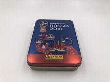 Panini Fifa World Cup 2018 - Empty Sticker Tin