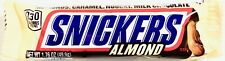 Snickers Almond Fluffy Nougat Caramel Milk Chocolate Full-Size, 1.76 Ounce Bars
