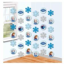 6pk Disney Frozen Children's Birthday Party Hanging Strings String Decorations