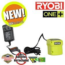 Ryobi P119 18-Volt Dual Chemistry Battery Cap Charger New Bulk