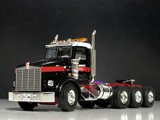 "WSI TRUCK MODELS,KENWORTH T800 8x4 SINGLE TRUCK,""MAMMOET"",1:50"