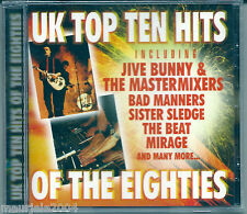 UK Top Ten Hits Of The Eighties (1999) CD NUOVO Limahl Bad Manners Sabrina Mirag