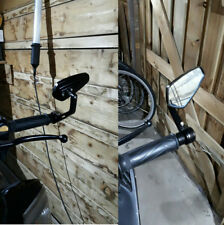 Motorcycle Bar End Mirrors For Kawasaki Z800 Z750 Z1000 Z650 Z900 Z300 ER6N ER6F