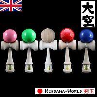 Ozora Kendama JKA Certified Competition Japanese Skill Toy Colour Choice UK SHOP