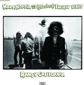 Randy California - Kapt. Kopter And The (Fabulous) Twirly Birds [New Vinyl LP] C