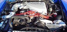 Mustang & Cobra Procharger 5.0L P1SC SC HO Intercooled 8 rib Tuner Kit 86-93
