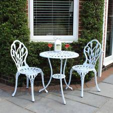 Sillas de terraza y jardín de aluminio