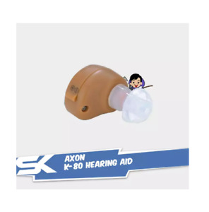 AXON K-80 Handy Useful In-Ear Hearing-Aid