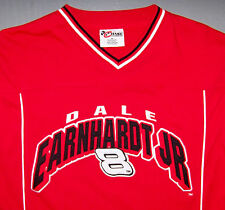 Dale Earnhardt Jr 8 Usa / Chase Authentics / Vintage Red Sweater Shirt Size L