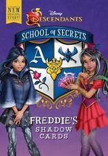 Disney Descendants School of Secrets: Freddie's Shadow Cards by Disney Books