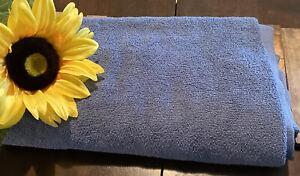 Norwex Bath Towel *Denim Blue* New