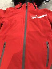 Red Colmar Ladies Ski Jacket Size 6-8