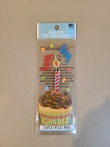 Jolee's by You Candle Cupcake