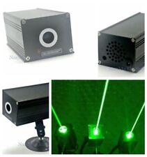 Industrial Green Laser Module 532nm 80mw-100mw 12V Fat Beam Lazer f Room Escape