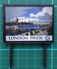 Advertising Hoarding (London Pride)