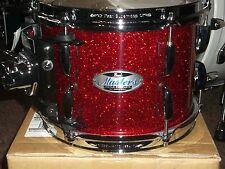 "Pearl Masters Complete 10x7"" tom #346 Vermillion Sparkle"