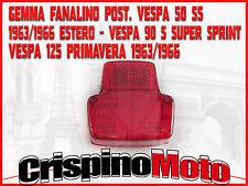 GEMMA FANALINO POST.VESPA 50 SS 1963/1966 ESTERO VESPA 90 S SUPER SPRINT