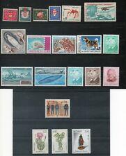 NE - Monaco - 9 - Lot de 20 timbres neufs sans trace de charnières