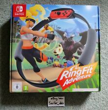 Pre-owned - Ring Fit Adventure (Nintendo Switch) -  Free UK P&P - VGC