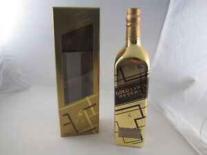 Johnnie Walker Whisky Gold Label Reserve 750ml Limited Edition Full and Sealed