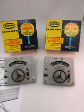 AURORA MODEL MOTORING 2 STEERING WHEEL SPEED CONTROLS ~ NOS IN BOXES ~ GORGEOUS2