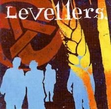 Levellers Self-Titled CD 1993 This Garden+