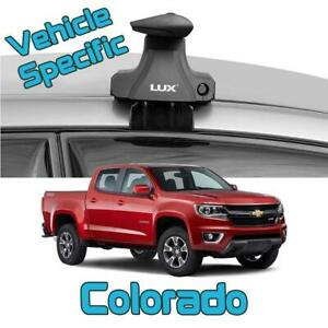 for Chevrolet Colorado Normal Roof Rack Cross Bars Spacial Series