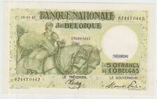 Belgium 50 Francs 30.01.1945 Pick 106 UNC