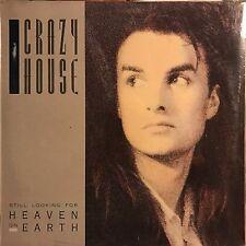 CRAZY HOUSE • Still Looking For Heaven On Earth • Vinile Lp • NUOVO SIGILLATO
