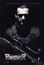 RAY STEVENSON signed Autogramm 20x30cm PUNISHER in Person autograph COA CASTLE
