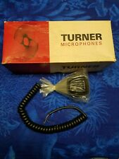 Turner Radio Communication Microphones For Sale In Stock