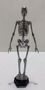 Custom Logan Wolverine Skeletal statue/ miniature Homage Marvel Comics&Hulk#181