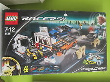 LEGO AÑO 2007 REFER 8135 RACERS   MOTOR BRIGDE CHASE
