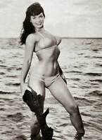 Vintage Bettie Page Photo 814 Oddleys Strange & Bizarre