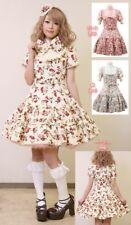 FINAL PRICE Bodyline Floral Classic Lolita OP Kawaii Dress Cute From Japan Sz 2L